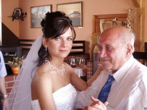 ...s mým dědečkem