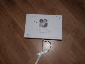 krabička na přáníčka a svatební dary