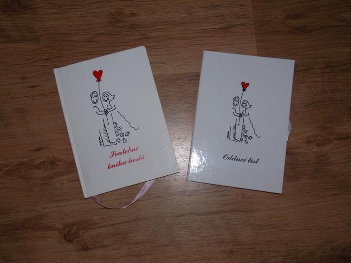 Petula a Pepíno - kniha hostů