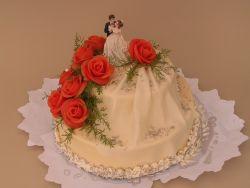 nádhernej dortík