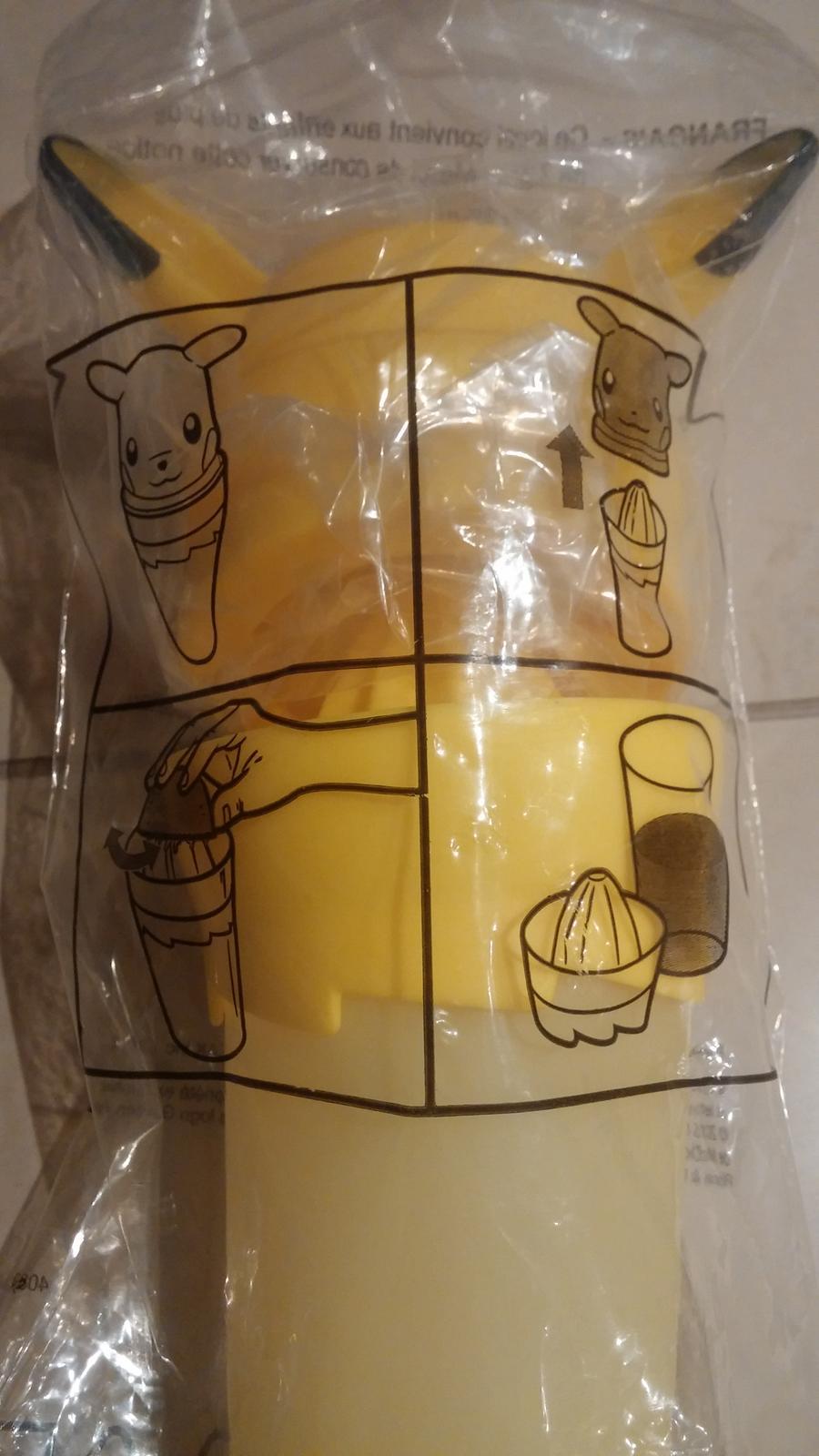 rucny odstavovac pikachu - Obrázok č. 2