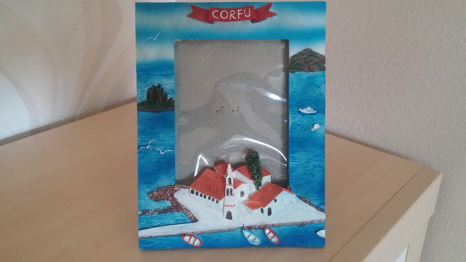 Fotoramik Corfu - Obrázok č. 1