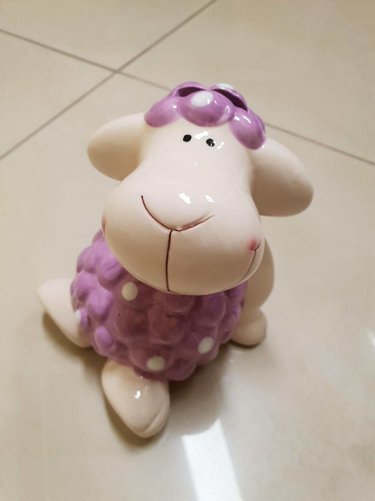 Pokladnička ovečka - Obrázok č. 1