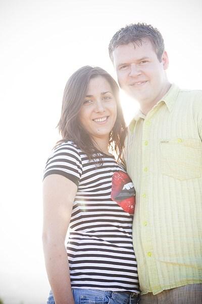 Janko a Zuzka - ja a môj budúci pán manžel