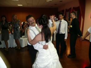 tanec so svadobným otcom