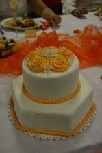 torta od p. Mihalikovej