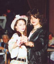 a takhle to začalo, v tanečních před 11-ti lety :-)