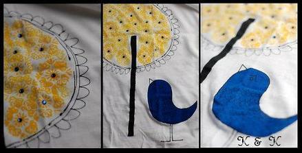 Moje milovaná sestřička mi jistě toto tričko vyrobí na večerní převlečení:-)