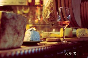 vínečko a sýry