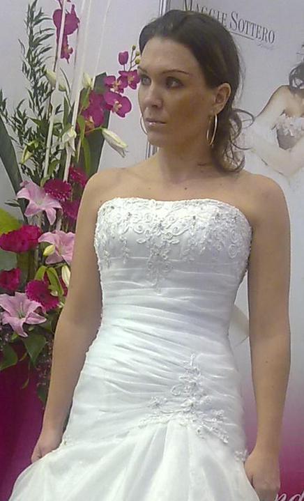 Naše svadobné prípravy :-)) - detail saty asley