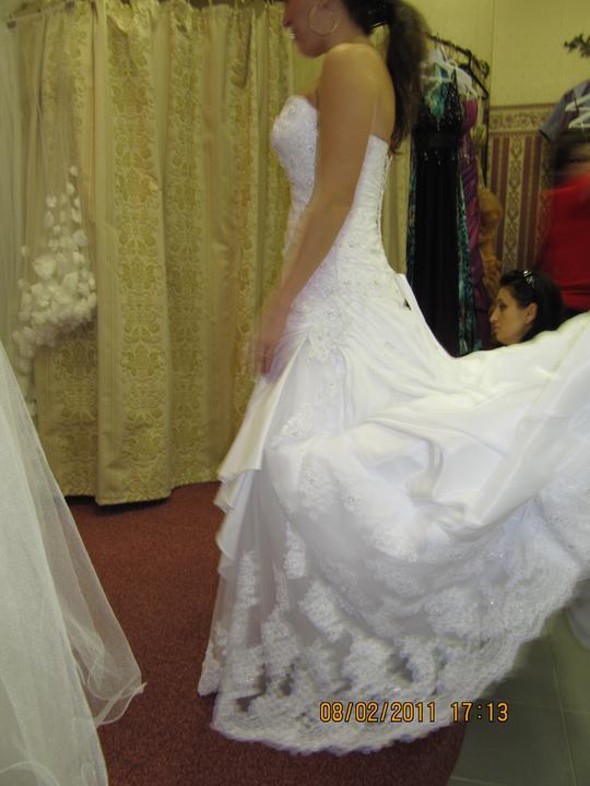 Naše svadobné prípravy :-)) - Jovi na mne