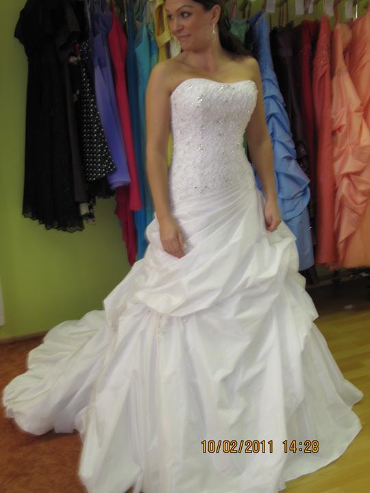 Naše svadobné prípravy :-)) - Tifany na mne