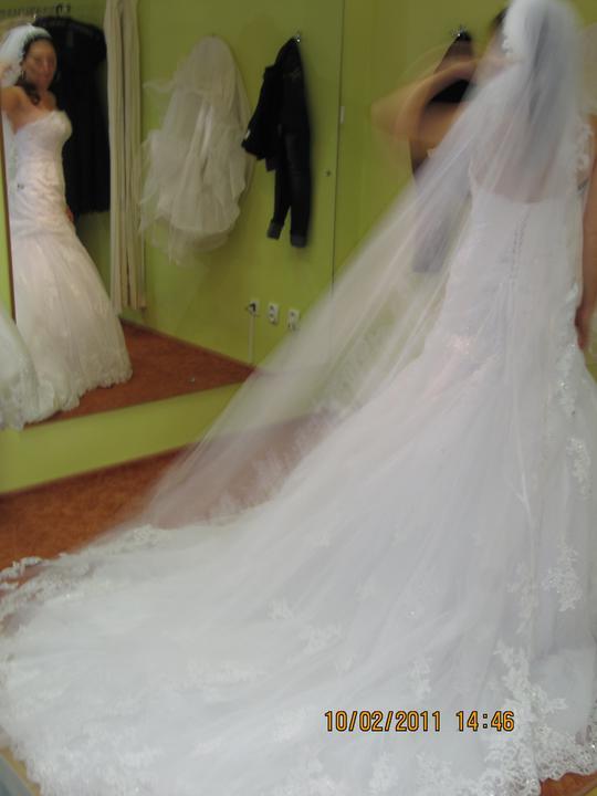 Naše svadobné prípravy :-)) - nebudu :-( ale som zalubena do nich..