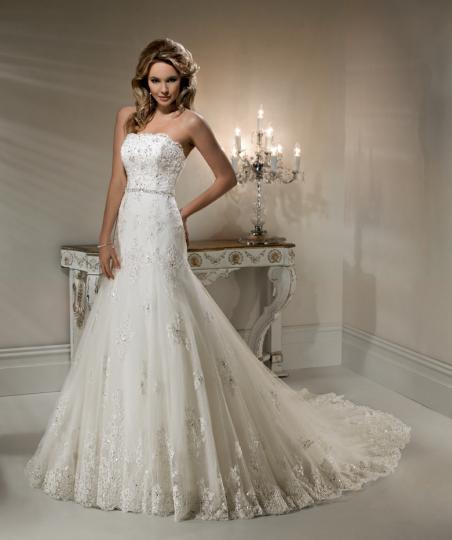 Naše svadobné prípravy :-)) - Natasha na modelke