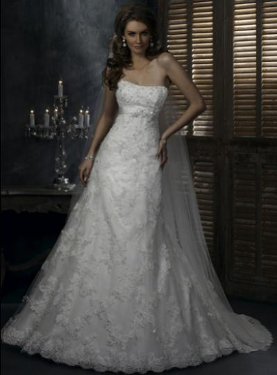 Naše svadobné prípravy :-)) - Leani na modelke
