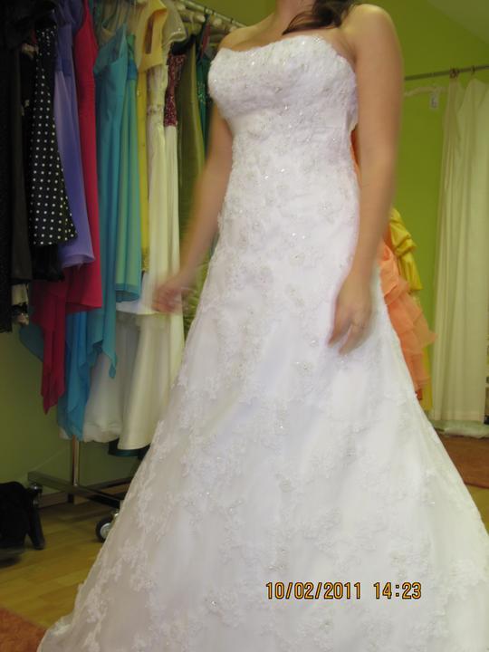 Naše svadobné prípravy :-)) - Leilany na mne