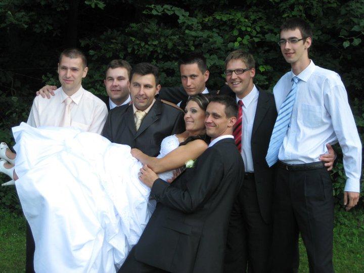 Naše svadobné prípravy :-)) - udrzali ma :-)