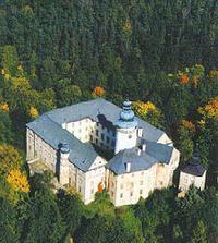 místo činu - zámek Lemberk