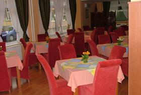 reštaurácia v hoteli
