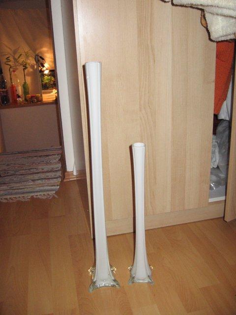 Peťko a Evka...14.7.2007 :) - tak vázy na stoly už máme kúpené..