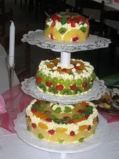 Ovocný dortk