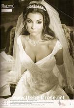 krásná nevěsta, takhle bych chtěla vypadat