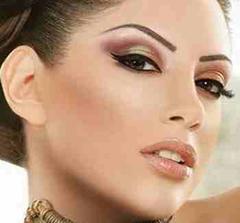 pekný make-up