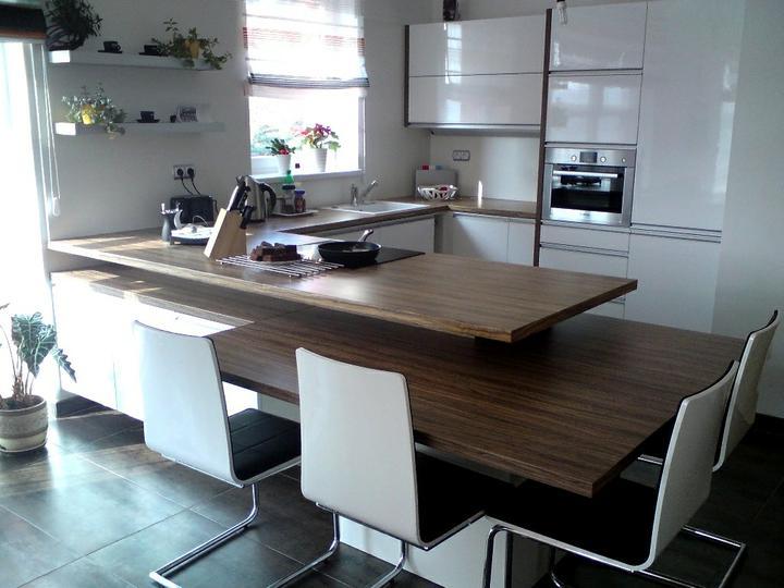Kuchyně s jídelnou - v našem bungalowu (pokud bude vaše fotka soukromá a vy nebudete souhlasit s uveřejněním - napište,smažu ihned) - Obrázek č. 14