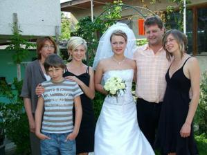 moja rodinka z Nemecka