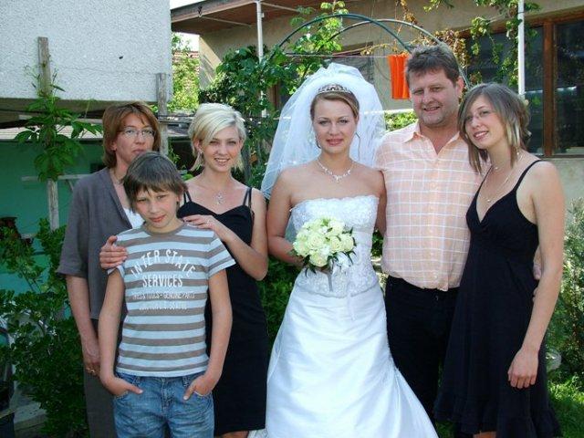 Jana Mihálikova{{_AND_}}Daniel Jaraš - moja rodinka z Nemecka