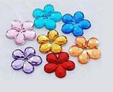 Dekoračné kvetinky