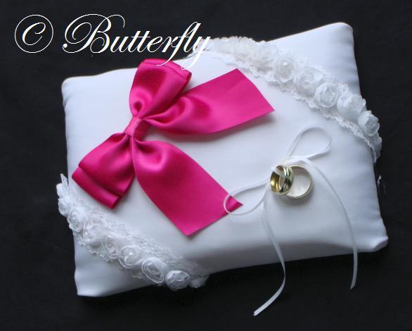butterflyshop - Originálny podnos pod svadobné prstienky