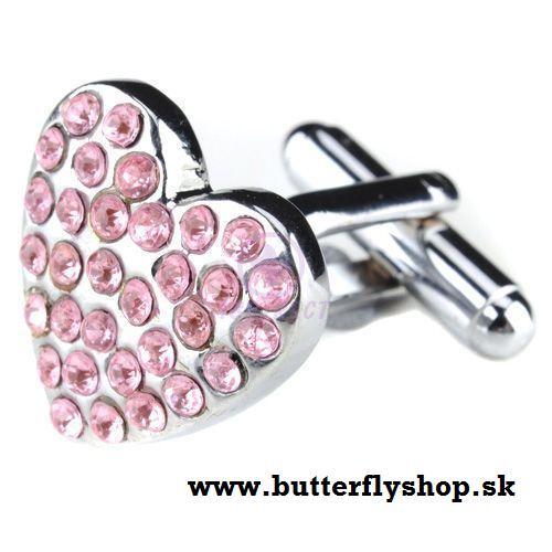 butterflyshop - Manžetové gombíky
