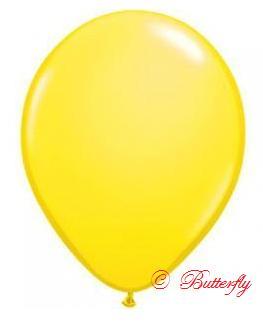 Balón - žltý - Obrázok č. 1