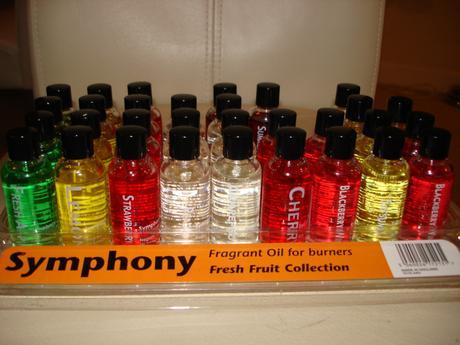 Aromatický olej - 8 vôní - Obrázok č. 1