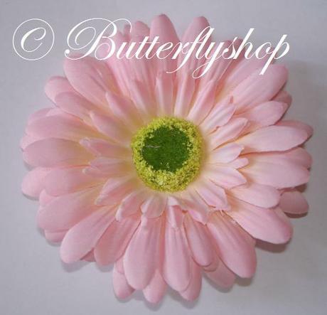 Gerbera - hlávka ružová - Obrázok č. 1