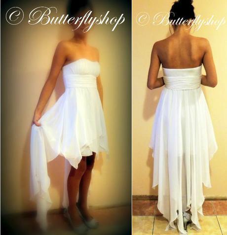 Hailey Logan, BY ADRIANNA PAPELL šaty - biele - Obrázok č. 1
