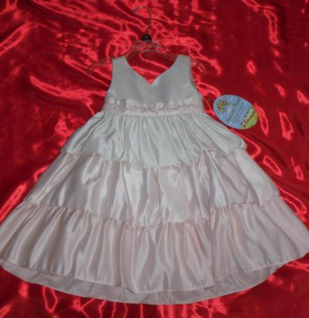 Luxusné šatôčky pre 3ročné dievčatká - Obrázok č. 1