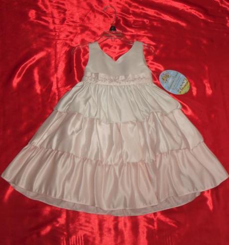 Luxusné šatôčky pre 3ročné dievčatká - Obrázok č. 2