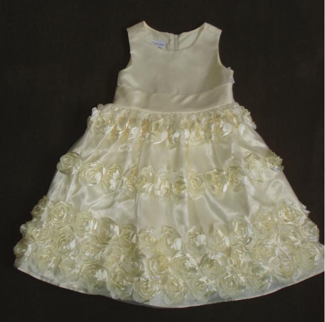 Žlté kvetované šaty - Obrázok č. 1
