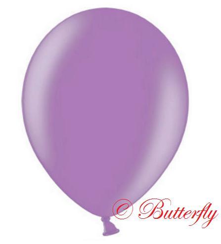 Balón 30cm - levanduľový - Obrázok č. 1