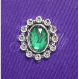 Dekoračný kameň - zelený - Obrázok č. 1
