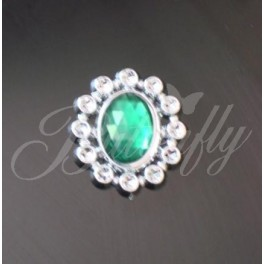 Dekoračný kameň - zelený - Obrázok č. 2