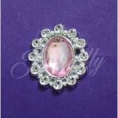 Dekoračný kameň - ružový,