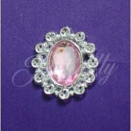 Dekoračný kameň - ružový - Obrázok č. 1
