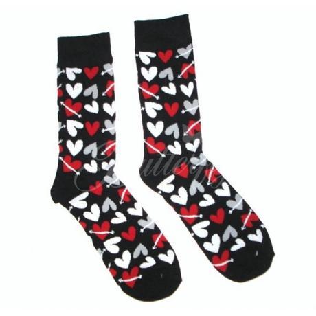 Ponožky so srdiečkami - Obrázok č. 1