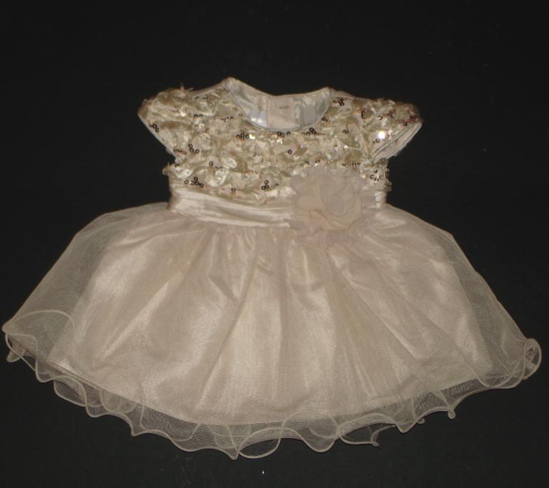"""Detské šaty """"Rossa"""" - Obrázok č. 1"""