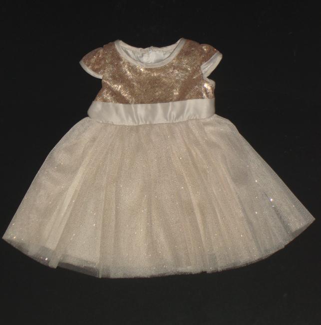 """Detské šaty """"Luna"""" - Obrázok č. 1"""