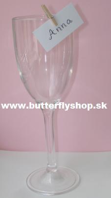 Mini kolíky - bledo-ružové - Obrázok č. 2