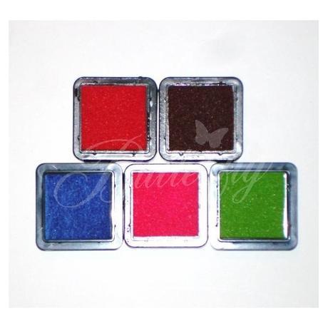 Pigmentový vankúšik - malý - Obrázok č. 1